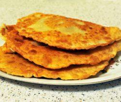 Рецепт чебуреков с мясом в домашних условиях