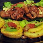 Маринованная курица – рецепт