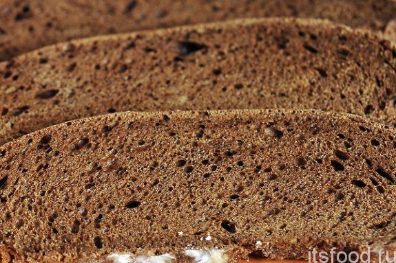 Домашний хлеб без дрожжей в духовке