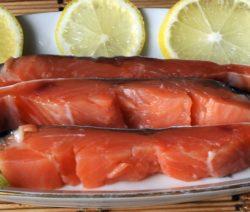 Как посолить лосось в домашних условиях