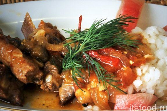 Как приготовить поджарку из свинины