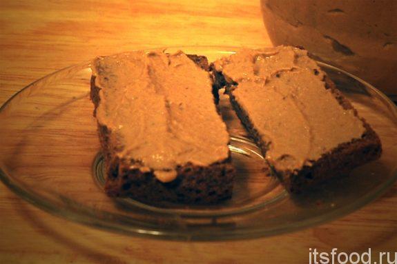 Печеночный паштет из говяжьей печени – рецепт
