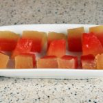 Как посолить арбузы