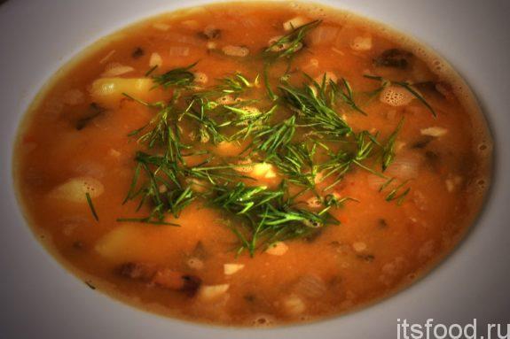 Гороховый суп - рецепт классический с фото