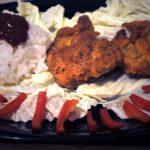 Филе курицы в кляре на сковороде