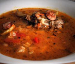 Солянка овощная – рецепт