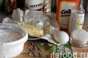 На приготовление вафель нам потребуется 1.5 часа. Рецепт хрустящих вафель в электровафельнице прост. Приготовим все основные компоненты для приготовления теста, из которого мы будем выпекать вафли в электровафельнице. Сливочное масло должно быть мягким.