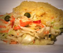 Капустный салат – рецепт