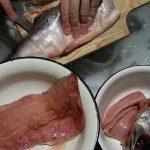 Как Разделать Горбушу или Семгу на Филе