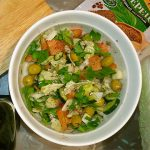 Простой салат с фото пошагово