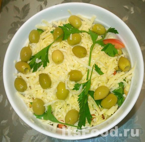 Шопский салат классический - болгарский рецепт