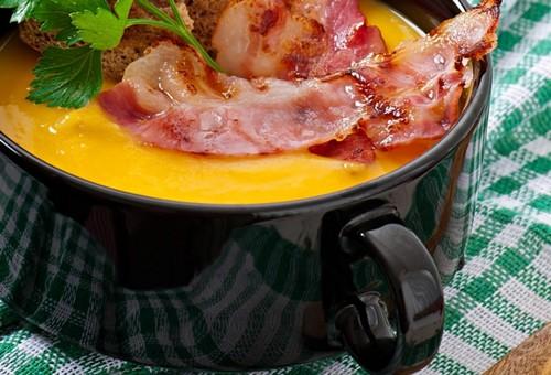 6 вкусных дополнений к крем-супу