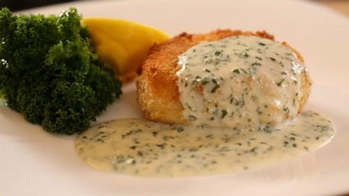 3 вида соуса к рыбным котлетам