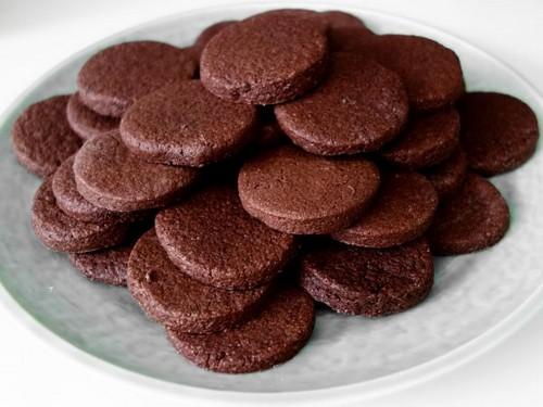 5 простых рецептов печенек