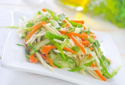 Укрепляй иммунитет – 9 полезных осенних салатов