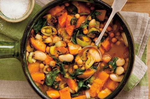 5 простых и вкусных рецептов овощного рагу