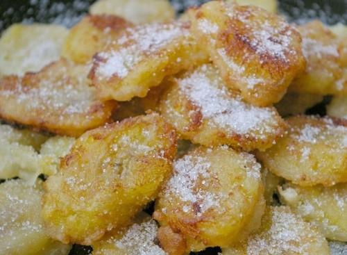8 несложных и интересных рецептов с бананами