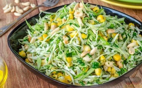 4 быстрых рецепта закуски из обычной капусты