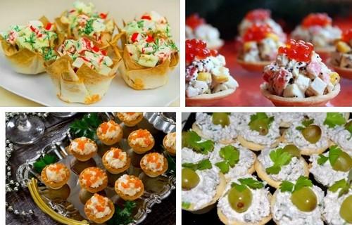 5 креативных вариантов украшения блюд на год Крысы