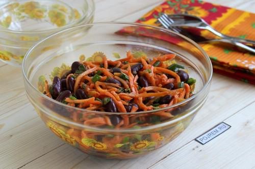 5 легких салатов с овощами на Новый год 2020
