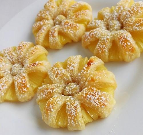 5 вкусных блюд с ананасами к новогоднему столу 2020