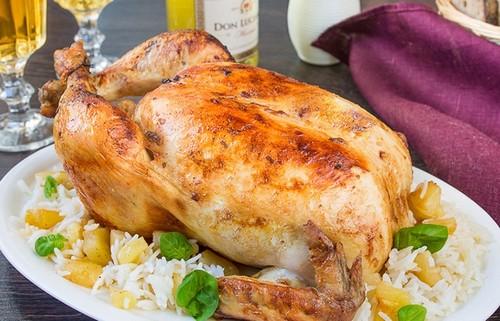 6 вариантов блюд с курицей к новогоднему столу 2020 года