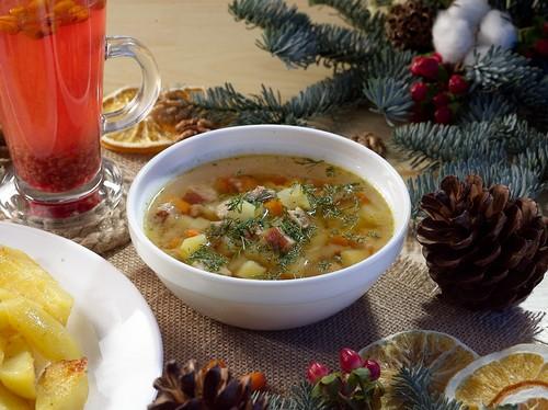 Какие супы лучше подходят к новогоднему столу 2020?