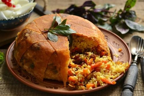 Вегетарианский праздничный стол – топ-10 блюд