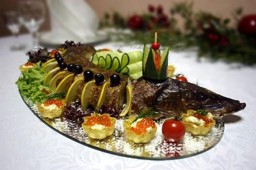 Второе блюдо для новогоднего стола – топ-7 вариантов