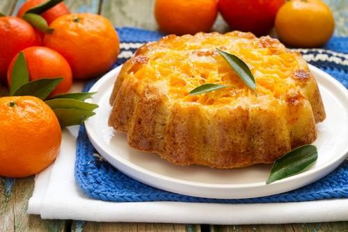 5 интересных рецептов блюд с мандаринами
