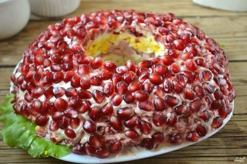 6 необычных салатов для Новогоднего стола 2020
