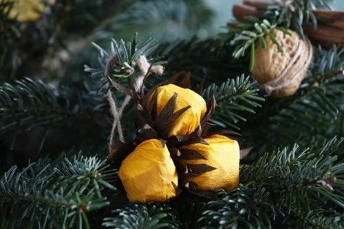 Топ-7 съедобных украшений для новогодней елки