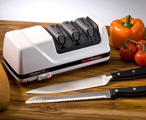 4 способа качественно заточить кухонный нож