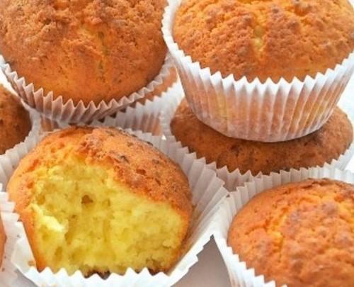 5 простых и вкусных рецептов домашних кексов