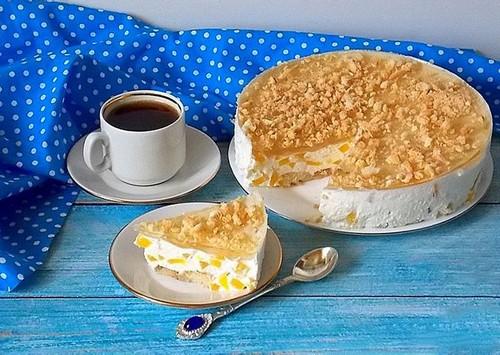 5 простых рецептов тортов из печенья