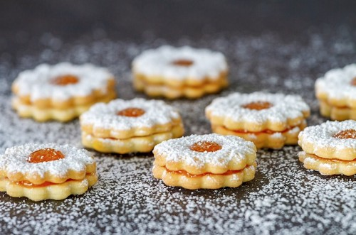 5 вкусных рецептов печенья на кефире