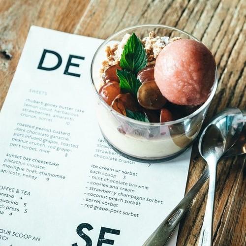 6 вкусных рецептов десерта с мороженым