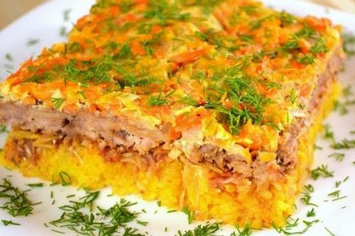 4 способа разнообразить рис на ужин