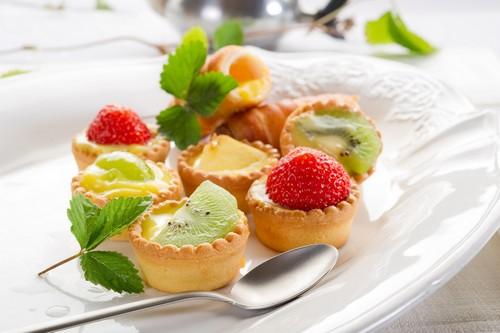 5 быстрых начинок для сладких тарталеток