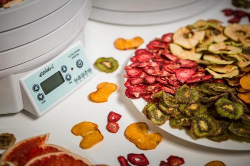 5 фруктов, из которых можно сделать чипсы в домашних условиях