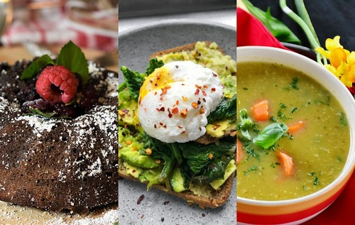 10 блюд отлично подходящих для весеннего меню