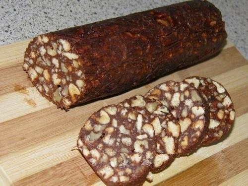 4 новых вкуса для шоколадной колбаски