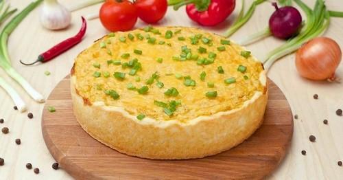 5 нюансов приготовления пирога с рыбой и рисом