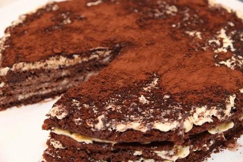 «Черный принц» - 4 вариации вкусного пирога