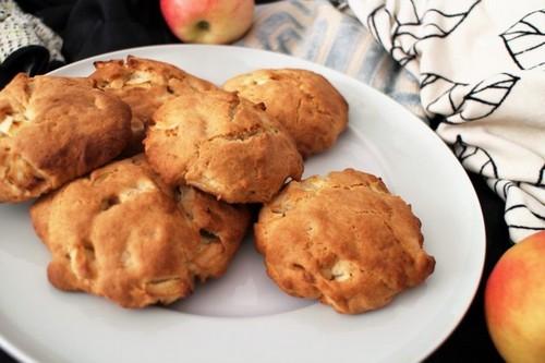 Яблочное печенье – 3 простых рецепта