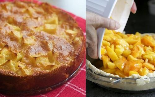 6 дополнительных начинок для шарлотки с яблоками