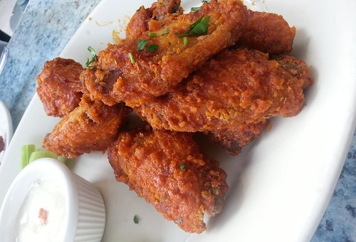 5 вкусных рецептов куриных крылышек на сковороде