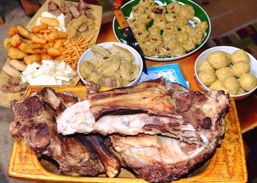 12 интересных блюд тувинской национальной кухни