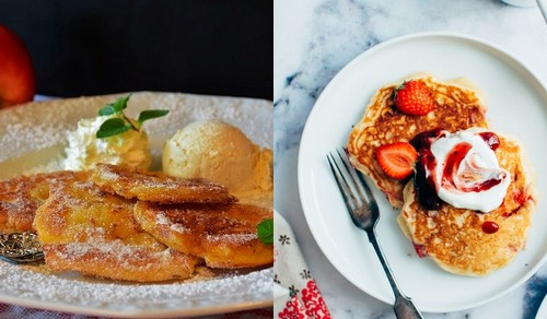 Американские панкейки и русские оладьи – отличия в приготовлении и вкусе