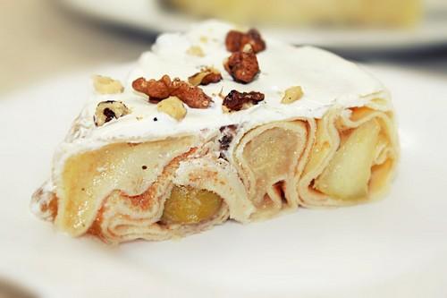 Торт из блинов – 3 интересных варианта для начинающих